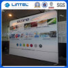 New Design Backdrop Exhibition Booth Advertising Tension Fabric Display (LT-24Q1)