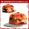 Wholesale Custom Sublimation Print 6 Panel Baseball Cap