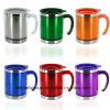 Classics Stainless Steel Double-Wall Travel Mug (CPBZ-4087)