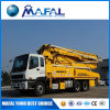 Chinese Brand Shantui 47m Truck Mounted Concrete Pumps