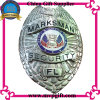 Metal Badge with Customer 2D/3D Logos Police Badge Use (m-pb001)