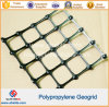 Plastic Bx Black Geogrid for Soil Stabilization