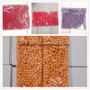 4000 PCS/Box 0.50 Caliber Paintball, Paint Ball Balls Made with Peg Can Be Water-Soluble for Outdoor Sports