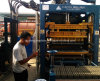Qft8-15 Manual Concrete Block Machine