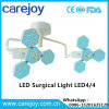 2016 New LED Surgical Light LED4/4- Stella