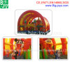Inflatable Candy Jumper Bouncer House for Kids/Inflatable Bouncy Castle for Outdoor Park