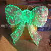New Popular LED Shopping Streets Christmas Ribbon Decoration