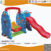 Kids Indoor Plastic Elephant Swing and Slide