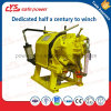 5ton Offshore Double Brake Pneumatic Air Winch