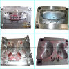 Auto Back Cover Plastic Parts Made by Injection Mould or Mold in China