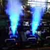 Night Club Stage Effect Use 1500W RGB 3in1 Fog Machine/C/LED Smoke Machine