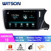 Witson Android 10 Car Multimedia System for Honda 2014 Fit Rhd 4GB RAM 64GB Flash Big Screen in Car DVD Player