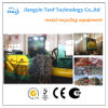 Tfkj Hydraulic Scrap Aluminum Can Compressor Machine