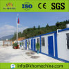 One Floor Sandwich Panel Steel Frame Prefab House for Classroom