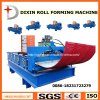 Dx Trapezoidal Roof Roll Bending Machine