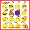 Various Design Backpack Poo Emoji Plush Keychain