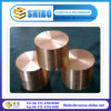 Customized Shape and Size of Tungsten Copper Alloy Rods with Bright Surface