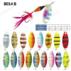 Wholesale Colorful Spinner Fishing Lure