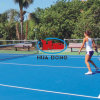 Training Equipment Recycled Materials Tennis Court Sports Flooring