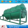 Mobile Gold Trommel Screen for Alluvial Gold Mining Plant