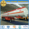 45000 L Fuel Tank Trailer High Quality Oil Tanker Semi Trailer