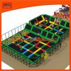 High Quality Sky Indoor Mesh Trampoline Zone Park with Cheap Prices