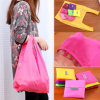 Portable Folding Shopping Bag Large Nylon Bags Thick Bag Foldable Waterproof Ripstop Shoulder Bag Handbag