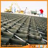 Building Material Black HDPE Geocells Filled with Soil and Rock