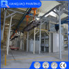 Construction Machinery Parts Powder Coating/Painting Line with High Production Rates