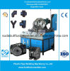 Tee Elbow Cross HDPE Fittings Workshop Welding Machine From 90mm/315mm