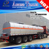 3-Axis Asphalt Transport Tanker Trailer with Heating System