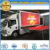5 T P10 LED Colorful Screen Advertising Vehicle with Promotion Stage