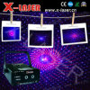 Complex Pattern Red Blue Eight-Graphics Fireworks Laser Light