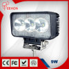 IP68 Square 9W Auto LED Work Light