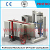 Powder Coating Booth for Aluminum Parts with Good Quality