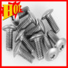 Gr5 M8 Hex Titanium Screw for Mountain Bike