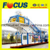 High Efficiency Low Energy Portable Mobile Concrete Batching Plant Yhzs50/60