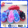 Flower Summer Outdoor Beach Flip Flop for Ladies (TNK20318)
