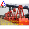 Single Line Doubel Scoop Grab Bucket for Handing Cargo