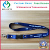 Giveaway Lanyard Polyester/ Tube/ Woven /Heat Transfer Printing