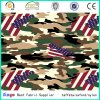 PU Coated 500d 72t Wider Width Camo Printed Fabric for Outdoor Tents