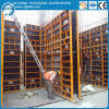 High Effecient Steel Frame Panel Formwork with Design