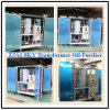 1800L/H 75kv High Vacuum Oil Purification Machine for Used Transformer Oil, Small Size Transformer Oil Purifier