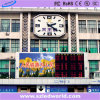 P10 Multi Color Outdoor LED Display Sign Board at Station