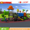 2017 Huadong Cheap Plastic Playground Equipment for Sale (HD16-118A)
