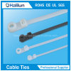 Nylon66 Mountable Head Ties for Bundling Wires