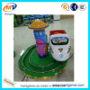 Kiddie Ride Game Machine Round Castle Train