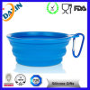 Best Selling Foldable Silicone Bowl with Lid