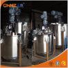 Stainless Steel Mixing Tank with Opening Lid