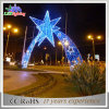 Outdoor Christmas Garden Decoration Street Holiday Arch Light